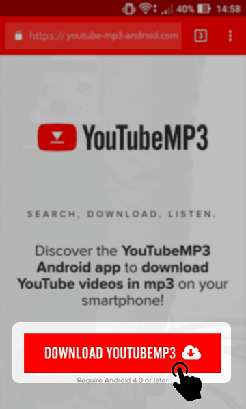 Download mp3 youtube app