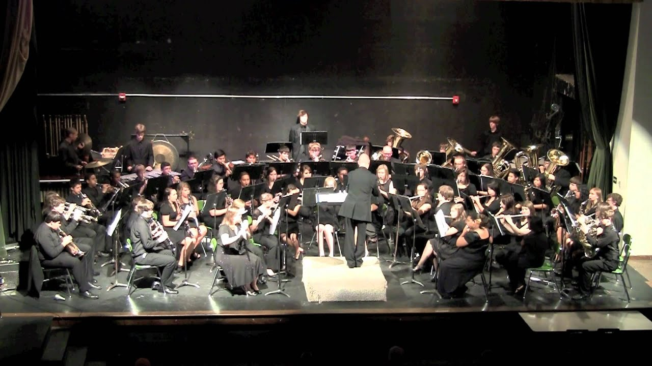 Concert bands to join near me