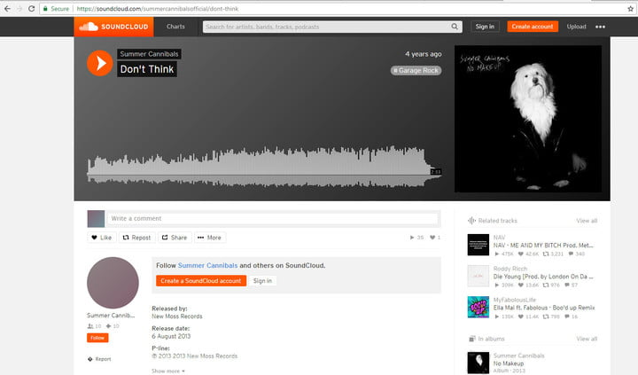 Soundcloud telephone number