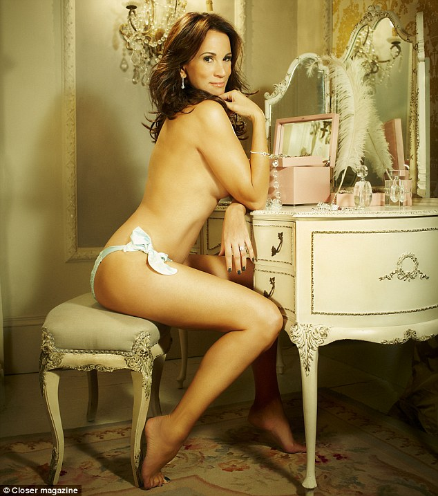 Andrea mclean fucking at home