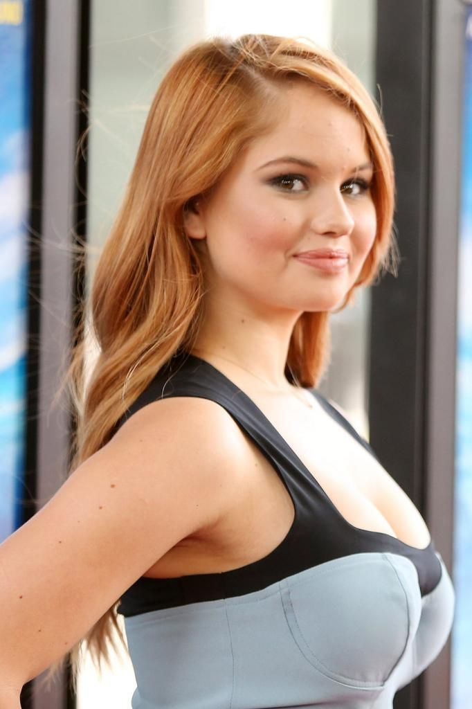 Debby ryan get fucked by a girl