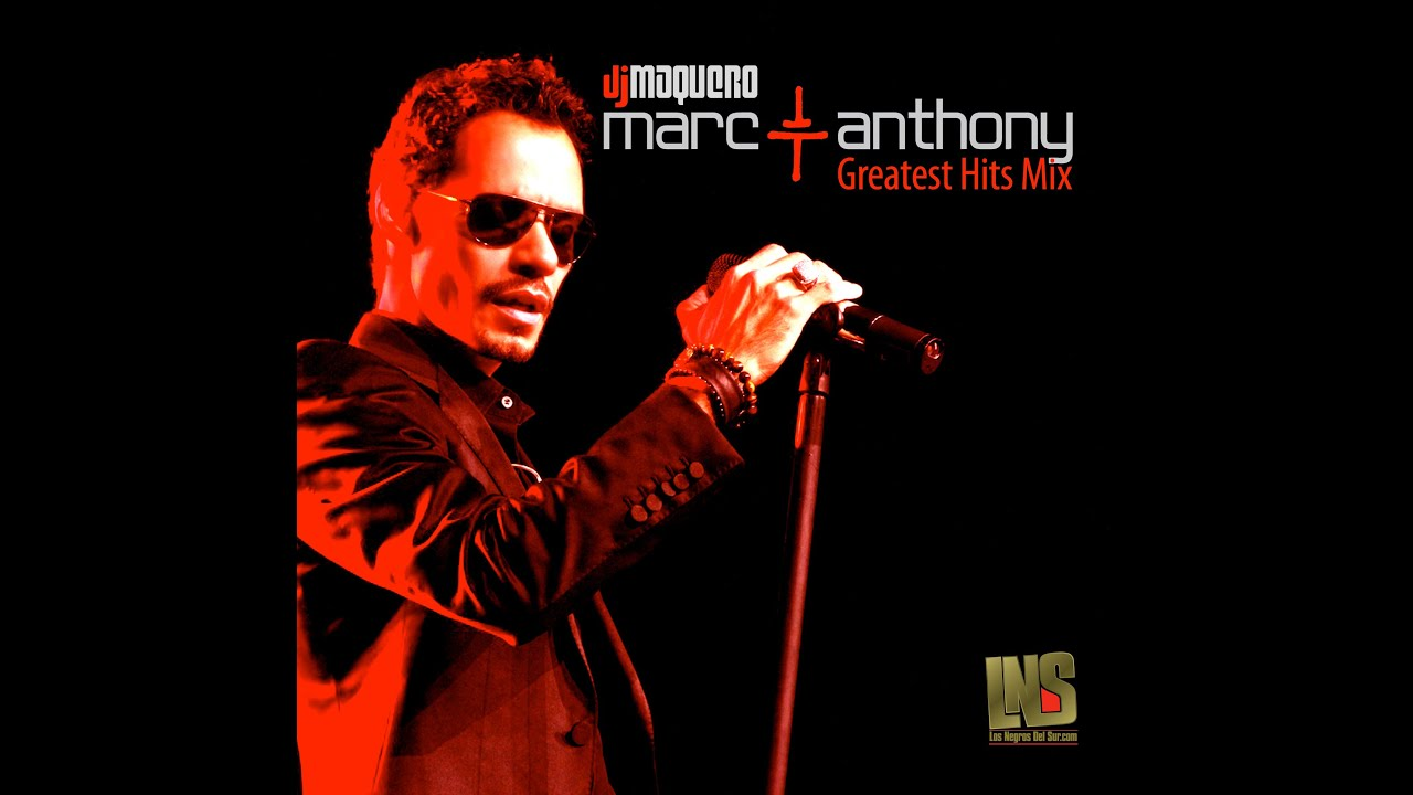 Marc anthony popular songs