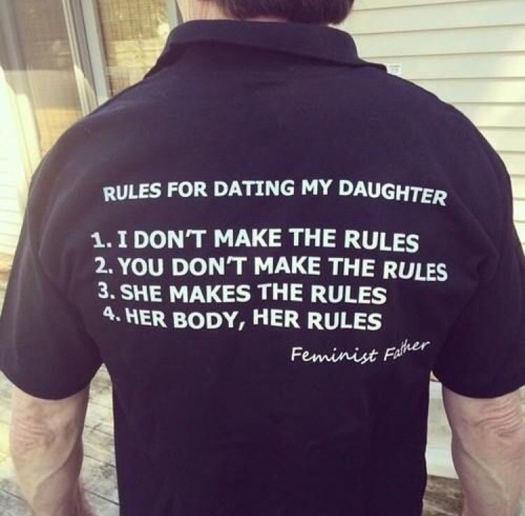Rules for fucking my daughter
