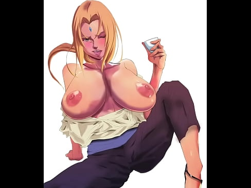 Tsunade nude with gigantic tits and asses